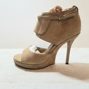 YSL Sculpted Heel